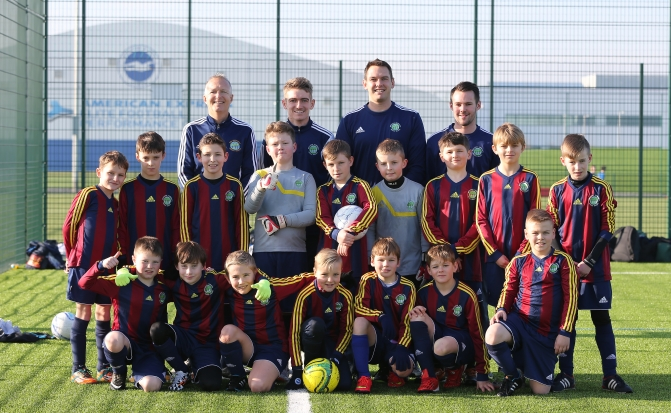 AITC Football League Kids Cup 15